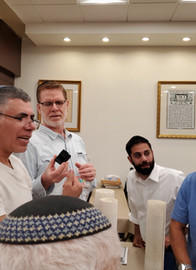 Sephardic Minyan