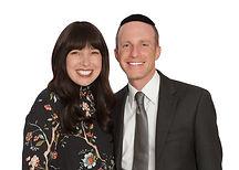 Rabbi and Rebbetzin Josh and Simone Broi