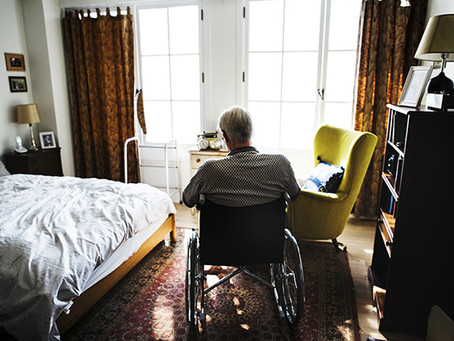What A Pandemic Taught Us About Senior Loneliness