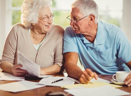 Help for Seniors Paying Bills