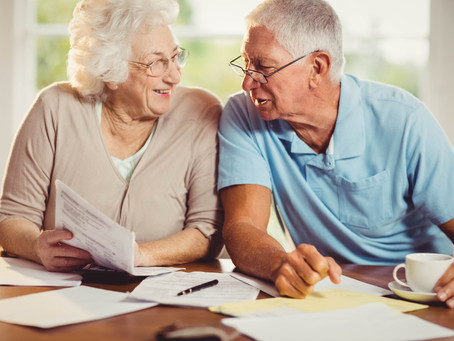Help for Seniors Paying Bills