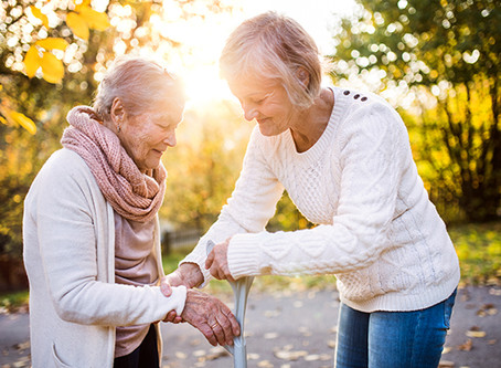 Considerations for Your Aging Parent
