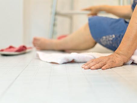 Falling: The Epidemic of Senior Immobility