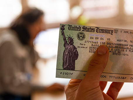 Can Stimulus Checks Affect Your Medicaid Eligibility?