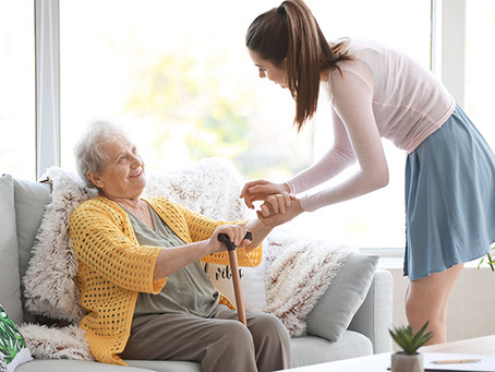 How to Thrive by Caregiving for Family