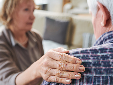 Caregiving as a Spouse
