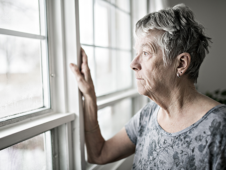 Isolation is Leading to an Increasing Amount of Self-Neglect in Elderly Americans