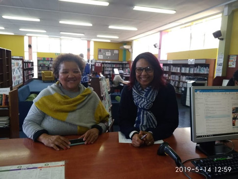 Hanover Park Library