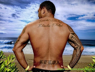 Sunny Garcia Surf Champion, Triathlete & legendary free spirit : Shares his struggle with depres