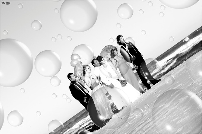 Beach Wedding DHPhotography