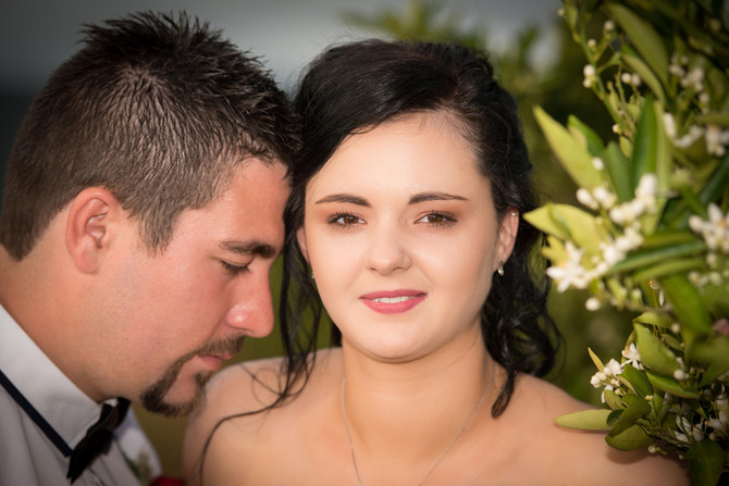Gamtoos Valley Wedding Willie & Sonnica by DHPhorography