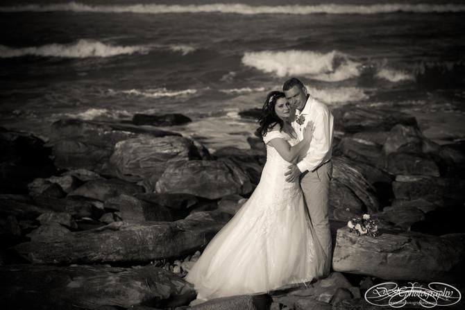 Henry & Carla St Francis Wedding