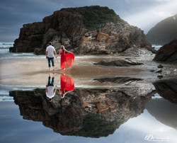 DHPhotography Jeffrey's Bay Photographers Pre wedding Oubos strand