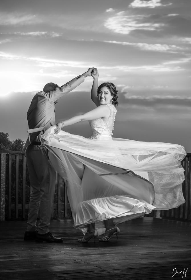 La Colline Wedding by DHPhotography