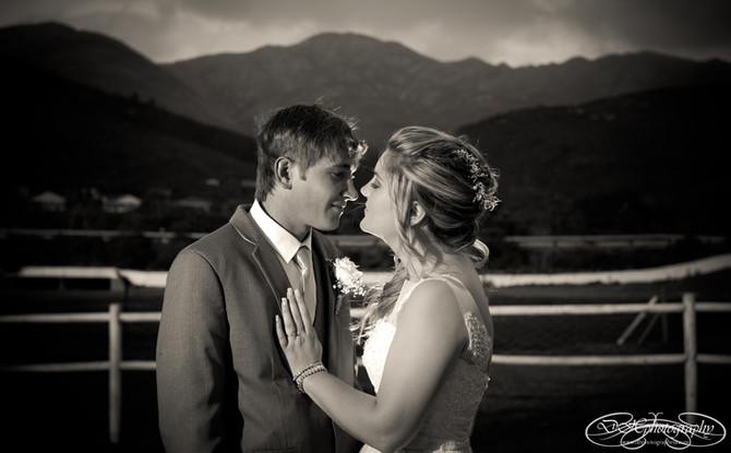 Assegaaibosch wedding of Jean & Chane by DHPhotography Jeffrey's Bay