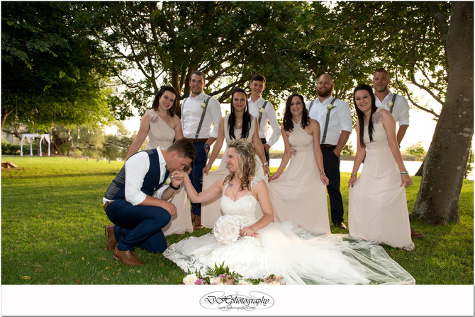 DHPhotography Ferry Hotel Delport Wedding