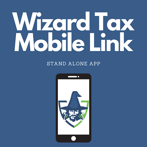 Wizard Tax Mobile Link