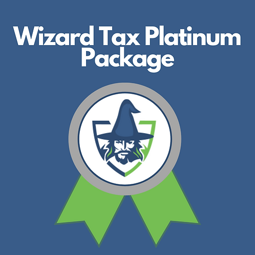 Wizard Tax Platinum Package