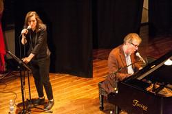 Annie Barbazza & John Greaves