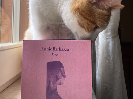 OUT NOW | ANNIE BARBAZZA - VIVE