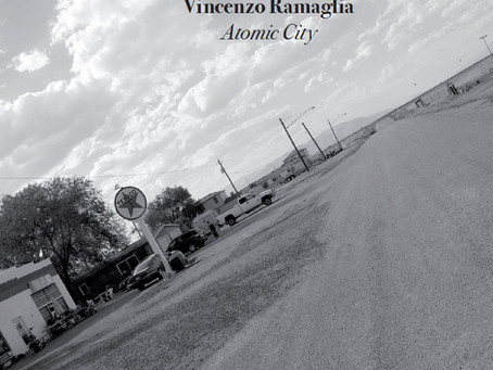 """OUT NOW   """"ATOMIC CITY"""" by VINCENZO RAMAGLIA"""