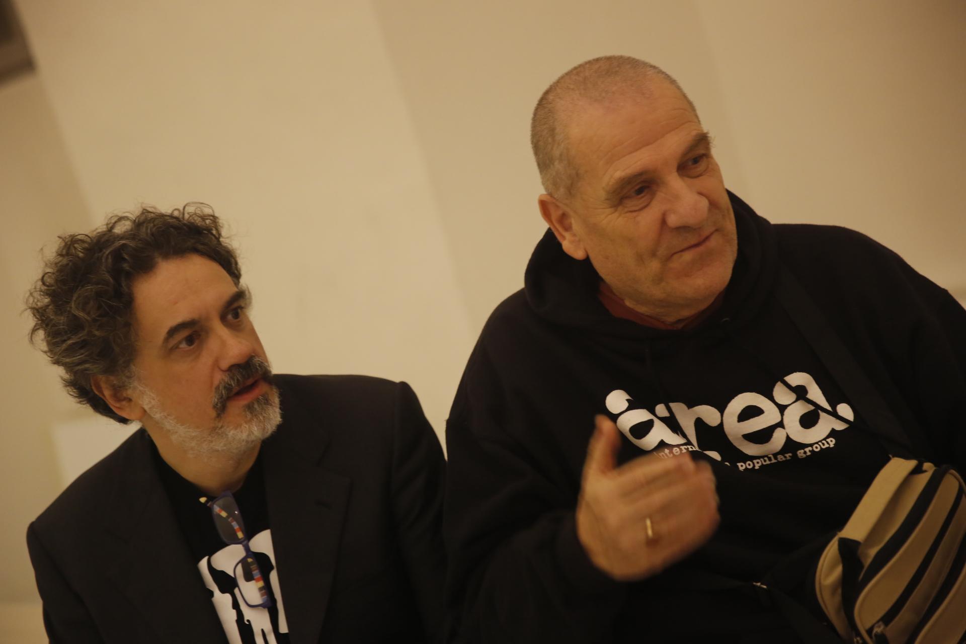 Max Marchini & Paolo Tofani
