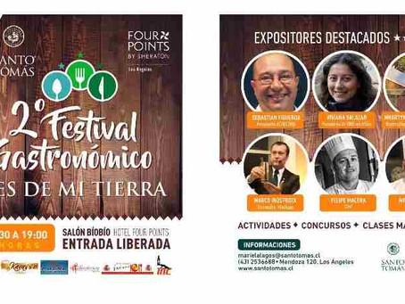 Micosecha invitado a destacado evento gastronomico en el Biobio