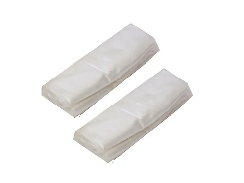 Bolsas plásticas GRUESAS  60cm x 40cm - 0.1mm - 1 kilo