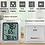 Thumbnail: Termohigrometro Inhalambrico + 3  Sondas - ThermoPro TP60S
