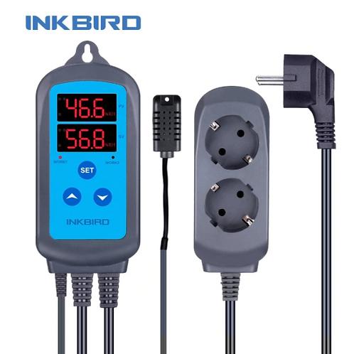 HIGROSTATO - Controlador de Humedad INKBIRD UHC-200