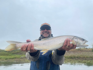 Better Weather. Better Water Temps. Better Fishing