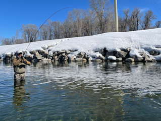 And Early Spring and Better Fishing