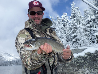 Mid November Report - Don't Forget Late Season on the Lakes