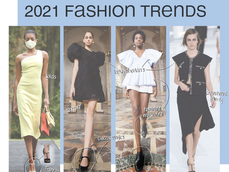 STELONA'S INSIGHT ON 2021 FASHION TRENDS
