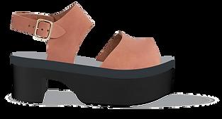 Finley Carson Set Block Heel Style