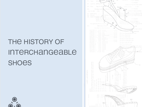 THE HISTORY OF INTERCHANGEABLE SHOES