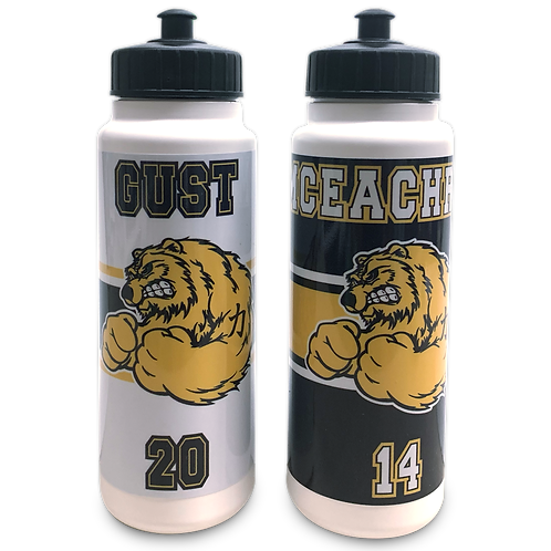 Personalized Macstrength Water Bottle