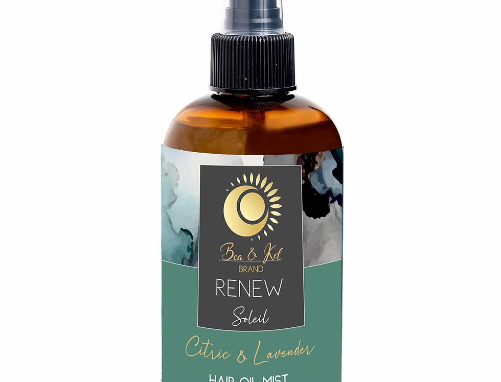 Renew Soleil - Citric & Lavender Hair Oil Mist