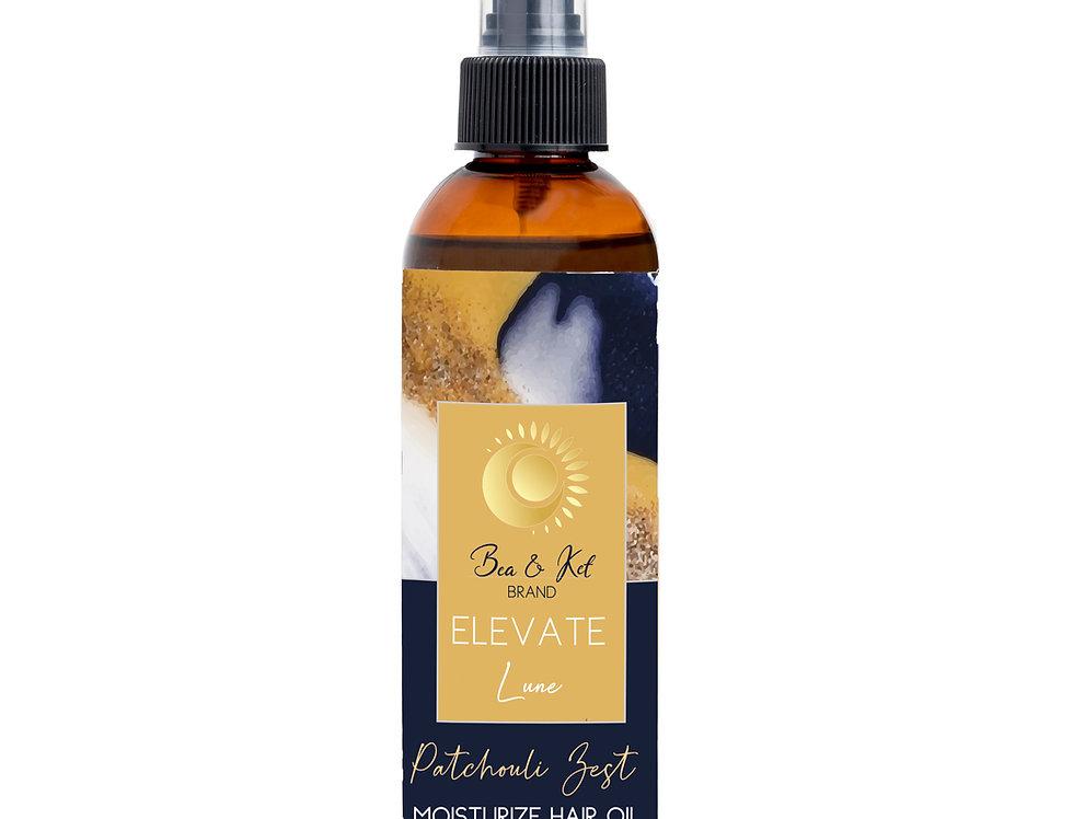 Elevate Luna - Patchouli Zest  Hair Oil Moisturizer