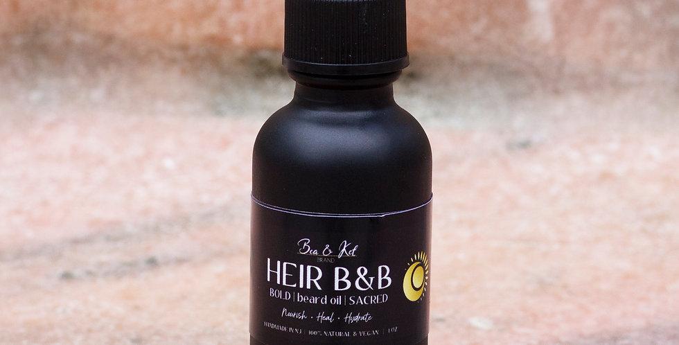 HEIR B&B Body and Beard Oil