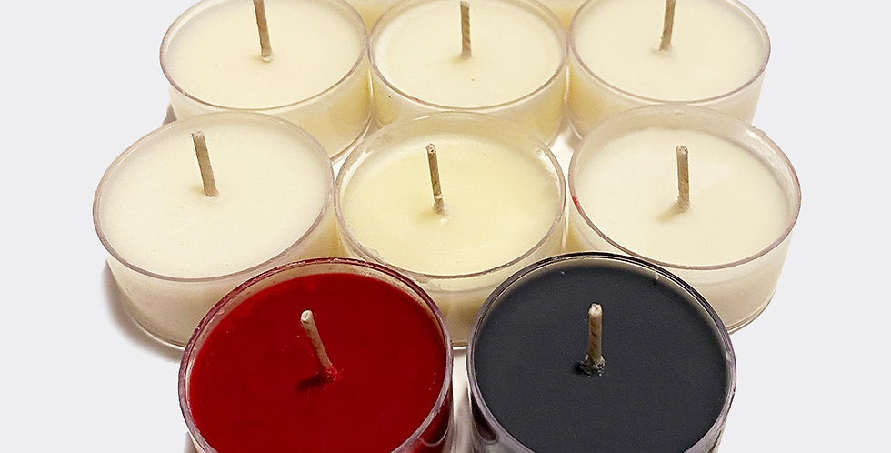 """""""Commitment Issues""""  Candles Sample Set"""