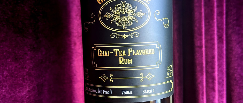 Chai Spiced Rum