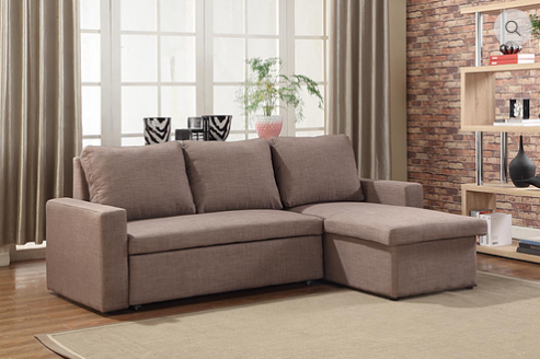 9000/9001 - Sectional Sofa Bed