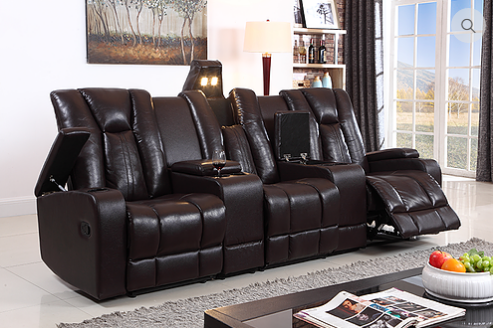 9080 - Theater Seating Recliner