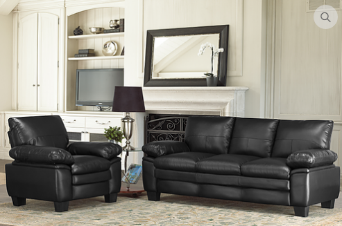 8075 - 3pc Sofa Set