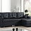 Thumbnail: 9005 - Sofabed Sectional