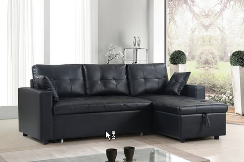 9005 - Sofabed Sectional