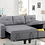 Thumbnail: 9004 - Sofabed Sectional
