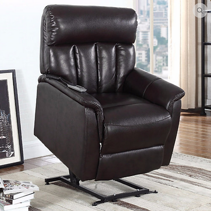 8700 - Adjustable Lift Chair With Remote Control