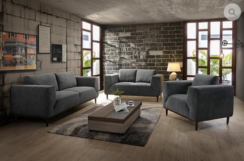 8300 - 3Pc Recliner Sofa Set